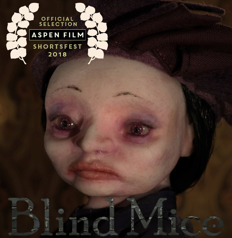"Score for POX Films' ""Blind Mice"""